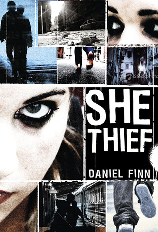 She Thief by Daniel  Finn