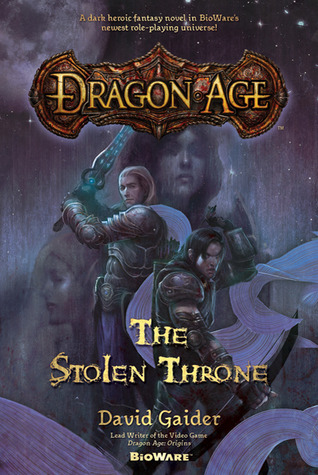 The Stolen Throne by David Gaider