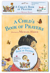 A Child's Book of Prayers - Book & CD set
