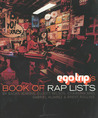 Ego Trip's Book of Rap Lists by Sacha Jenkins
