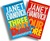 Janet Evanovich Three and Four Two-Book Set by Janet Evanovich