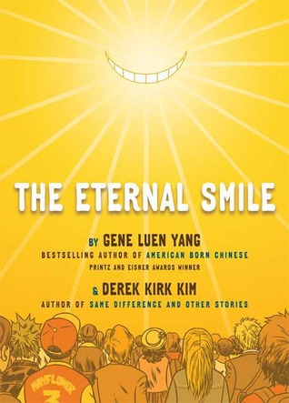 Graphic Novel Review: The Eternal Smile: Three Stories