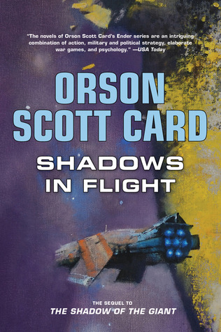 Shadows in Flight Orson Scott Card epub download and pdf download