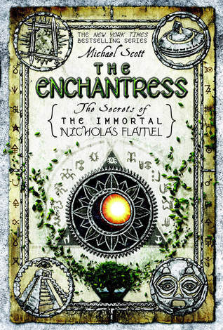 The Enchantress by Michael Scott