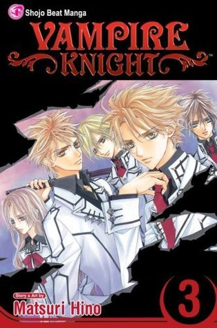 Vampire Knight, Vol. 03 by Matsuri Hino