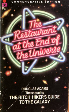 The Restaurant at the End of the Universe Hitchhiker's Guide to the Galaxy Douglas Adams epub download and pdf download