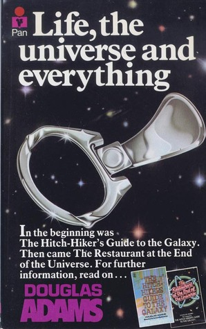 Life, the Universe and Everything Hitchhiker's Guide to the Galaxy Douglas Adams epub download and pdf download