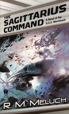 The Sagittarius Command by R.M. Meluch