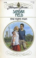 The Right Man (Harlequin Presents, No 1178)