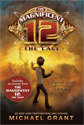 The Magnificent 12 by Michael  Grant