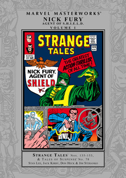 Marvel Masterworks: Nick Fury, Agent of S.H.I.E.L.D.: Vol. 1