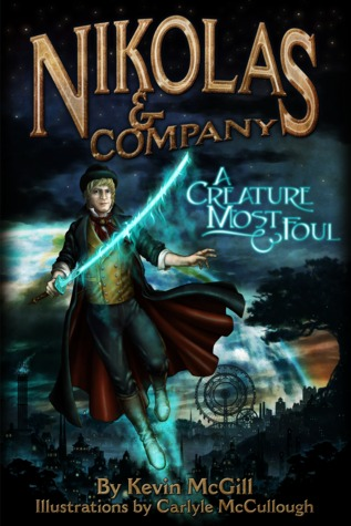 Nikolas and Company Vol 1 (Episode 1-4) by Kevin McGill