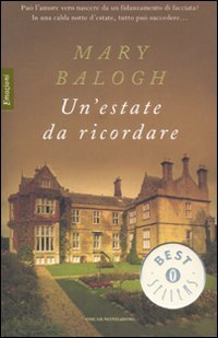 Un'estate da ricordare by Mary Balogh