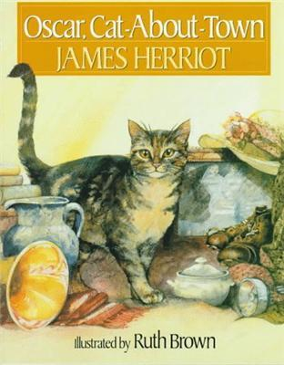 Oscar, Cat-About-Town by James Herriot