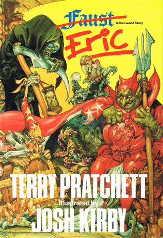 Eric by Terry Pratchett