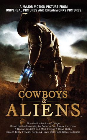 Cowboys and Aliens by Joan D. Vinge