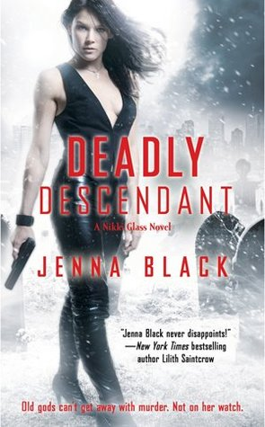 Review: Deadly Descendant by Jenna Black
