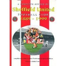 Complete Record of Sheffield United Football Club 1889-1999