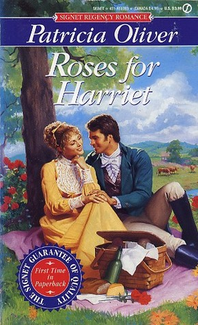 Roses for Harriet by Patricia Oliver