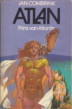 Atlan, Prins van Atlantis by Jan Combrink