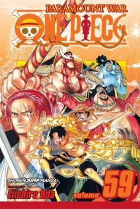 One Piece, Volume 59 by Eiichiro Oda