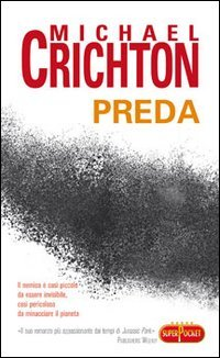 Preda by Michael Crichton