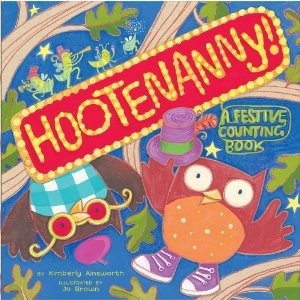 Hootenanny! by Kimberly Ainsworth
