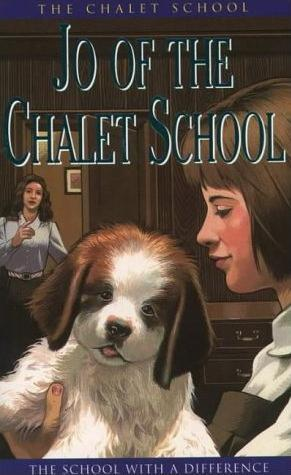 Jo of the Chalet School by Elinor M. Brent-Dyer