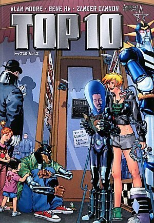 Top 10, Vol. 2 by Alan Moore