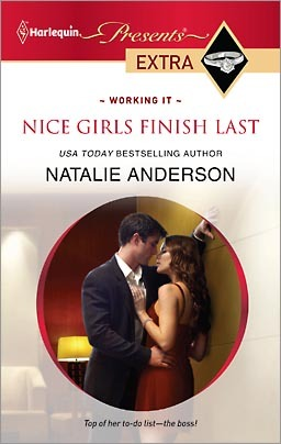 Nice Girls Finish Last by Natalie Anderson