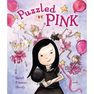 Puzzled by Pink by Sarah Frances Hardy