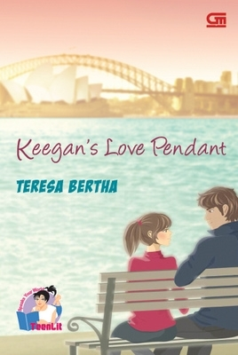 Keegan's Love Pendant by Teresa Bertha