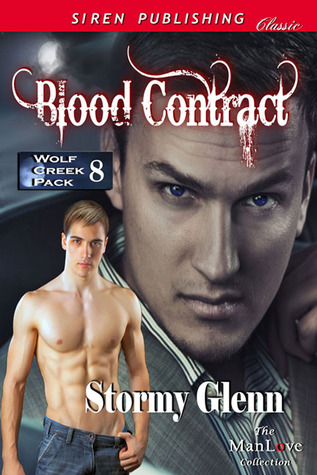 Blood Contract by Stormy Glenn