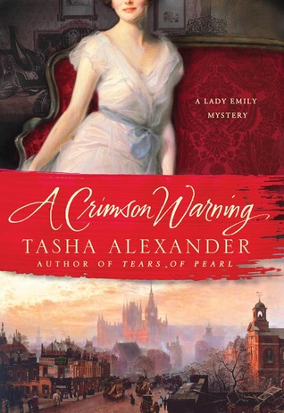 A Crimson Warning: A Novel of Suspense