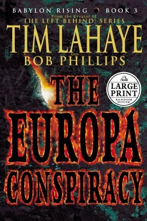 Babylon Rising Book 3: The Europa Conspiracy