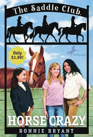 Horse Crazy by Bonnie Bryant