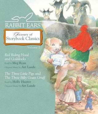 Rabbit Ears Treasury of Storybook Classics by Rabbit Ears