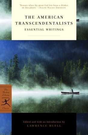 The american transcendentalists essential writings by for Modern american classics