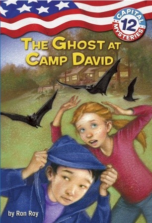 The Ghost at Camp David (Capital Mysteries, #12)