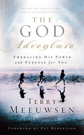 The God Adventure by Terry Meeuwsen