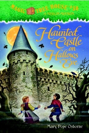 Haunted Castle on Hallow's Eve by Mary Pope Osborne