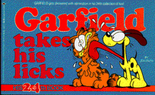 Garfield Takes His Licks by Jim Davis