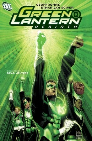 Green Lantern by Geoff Johns