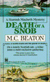 Death of a Snob (Hamish Macbeth, #6)