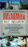 Death of a Prankster (Hamish Macbeth, #7)