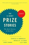 The O. Henry Prize Stories 2007 (Prize Stories (O Henry Awards))