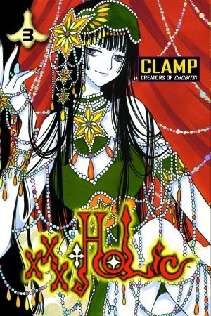 xxxHolic, Vol. 3 by CLAMP