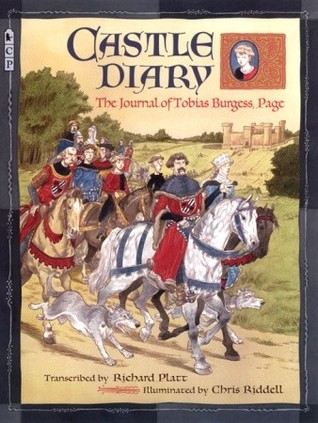 Castle Diary by Richard Platt