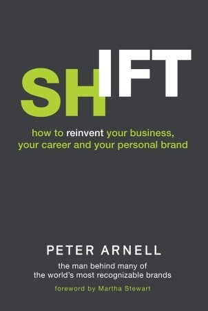Shift by Peter Arnell