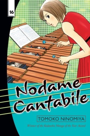 Nodame Cantabile, Vol. 16 by Tomoko Ninomiya